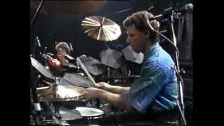 getlinkyoutube.com-Bill Bruford's Earthworks Live in Frankfurt 1988
