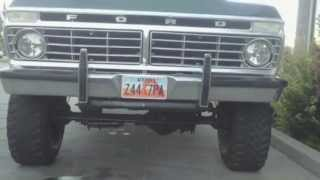 1975 Ford Highboy Project