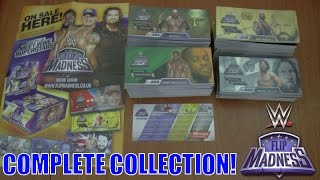 getlinkyoutube.com-SHOWCASE ☆ WWE FLIP MADNESS ☆ COMPLETE COLLECTION of 36 FLIPBOOKS!