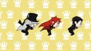 getlinkyoutube.com-Black Butler dance no macabre ^^