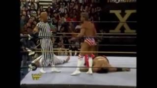 Lex Luger vs. Yokozuna WrestleMania X Finish
