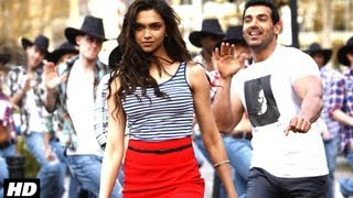 "getlinkyoutube.com-""Jhak Maar Ke Full Song Desi Boyz"" | Deepika Padukone | John Abraham"