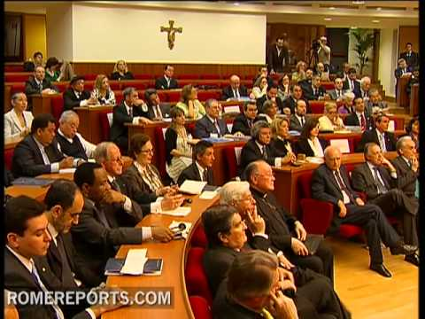 Embajadores de Latinoamrica aprenden tcnicas diplomticas en el Vaticano