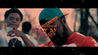 I.L WILL x Famous Dex - Stay Away From Me (HDVIDEO) @IAMLORDRIO Prod by @Timmydahitman