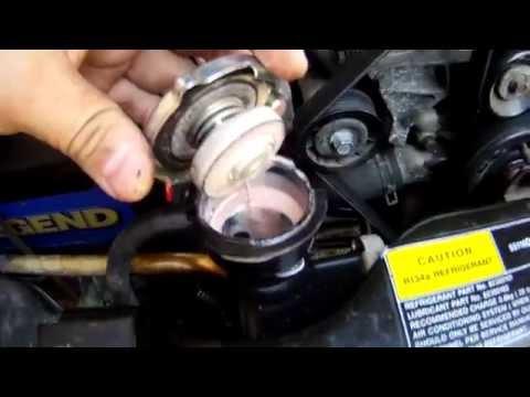 Йогурт в системе охлаждения Jeep Grand Cherokee Pan Zmitser