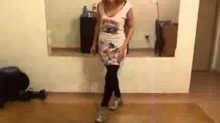 getlinkyoutube.com-KOLBASTI SUPER turkish dance TUTORIAL 2 KYRA MAJARIS