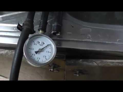 Как проверять радиатор на герметичность