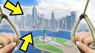 getlinkyoutube.com-YOU CAN GET TO LIBERTY CITY IN GTA 5!!