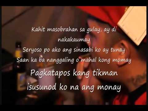 Estranghero feat. Mike Kosa - Mahiwagang Usok(Lyrics)