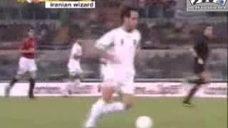 getlinkyoutube.com-مهارات الفنان علي كريمي - maestro ali karimi skills- IRAN VS ROME
