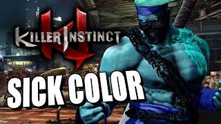 getlinkyoutube.com-SICK COLOR! Shadow Jago: Online Ranked FINALE (Killer Instinct)
