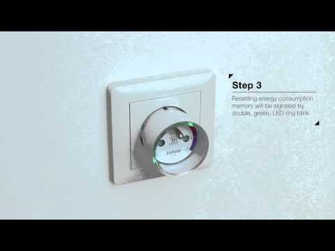 FIBARO Wall Plug Power Metering Reset
