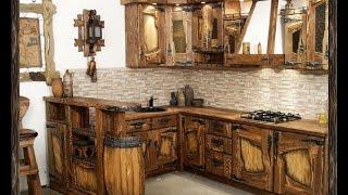getlinkyoutube.com-Шикарная мебель из дерева своими руками - столы и кровати, для кухни