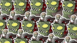 getlinkyoutube.com-50 DR ZOMBIE HACK 100% EPIC PLANTS VS ZOMBIES
