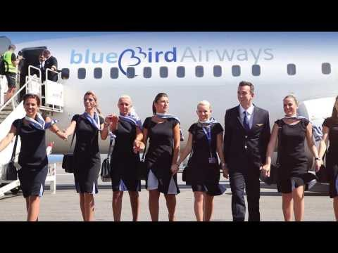 Bluebird Airways - Your Travel Partner committed to excellence