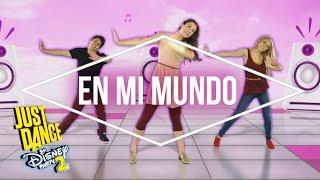 getlinkyoutube.com-Just Dance Disney Party 2 – Violetta – En Mi Mundo - Official [US]