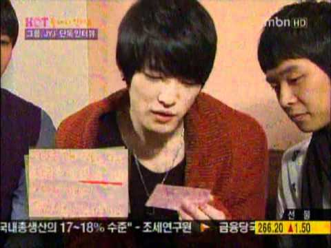 110211 JYJ INTERVIEW of MBN Entertainment Magazine VIP