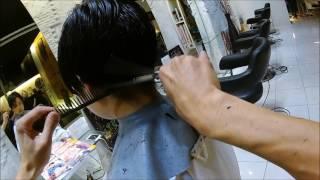 【warphair森泉】刈り上げ女子の外人風マッシュショート