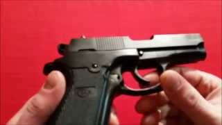 getlinkyoutube.com-Colt Double Eagle Combat Commander Kaliber 9mm P.A.K. Review