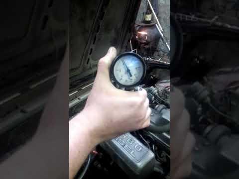 Расположение в BMW 3 датчика давления масла