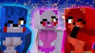 "getlinkyoutube.com-FNAF World - ""Five Nights In Anime"" (Minecraft Roleplay) Night 15"