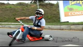getlinkyoutube.com-Drift Trike Bucaramanga, Colombia