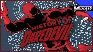 History Of Daredevil!