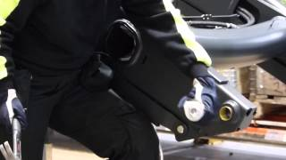 How to change Bushings on your loader - Alo