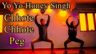 Chote Chote Peg Dance    Dance cover  Yo Yo Honey Singh