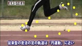 getlinkyoutube.com-伊東浩司 日本人に適した速く走るため走法テクニック