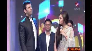 getlinkyoutube.com-Karan V Grover with Drashti