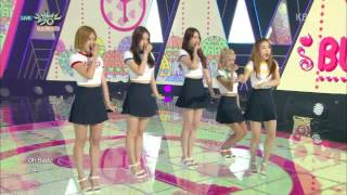 getlinkyoutube.com-(150821) Blady - Secret Number @ KBS Music Bank
