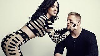 getlinkyoutube.com-Katy Perry had to Google J.J. Watt before doing photoshoot with him