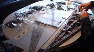 getlinkyoutube.com-Building the Lego Super Star Destroyer 10221- the full time lapse