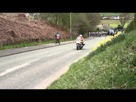 The 2013 Women's Cheshire Classic road race