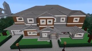 getlinkyoutube.com-Minecraft House Tour: Redstone Edition
