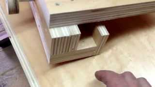 "getlinkyoutube.com-""How To"" Turn a Crappy Table Saw into a Good One"