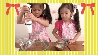 getlinkyoutube.com-炊飯器で簡単♪チョコレートケーキ Rice cooker chocolate cake