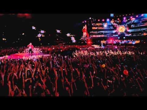 Muse - Starlight (Live @ Rome Olympic Stadium)