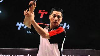 getlinkyoutube.com-Forehand Net Smash - www.thwack.co