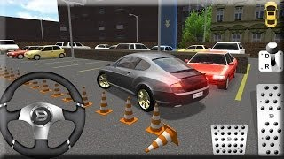 getlinkyoutube.com-Car Parking Game 3D - Android Gameplay HD