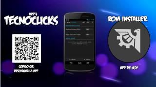 getlinkyoutube.com-Rom Installer | Instala tu ROM favorita de una manera facil y rapida