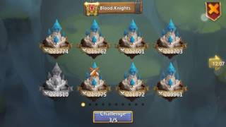 getlinkyoutube.com-Castle Clash - Guild wars! Hardest base ever?!