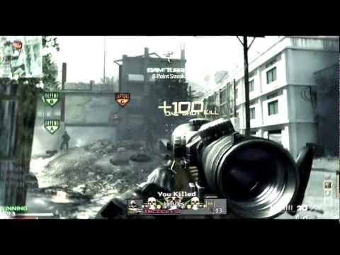 FaZe Spratt: First MW3 Montage