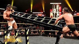 getlinkyoutube.com-Bo Dallas vs. Adrian Neville - NXT Championship Ladder Match: NXT ArRIVAL, Feb. 27, 2014