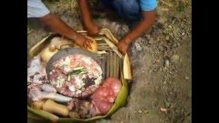 getlinkyoutube.com-Asî se hace la Barbacoa de Borrego en mi pueblo.