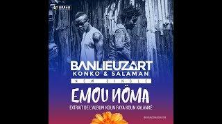 Banlieuz'Art - Emou Nöma (Audio Officiel)