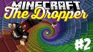 getlinkyoutube.com-Minecraft The Dropper - ماينكرافت ماب الطيحه #2