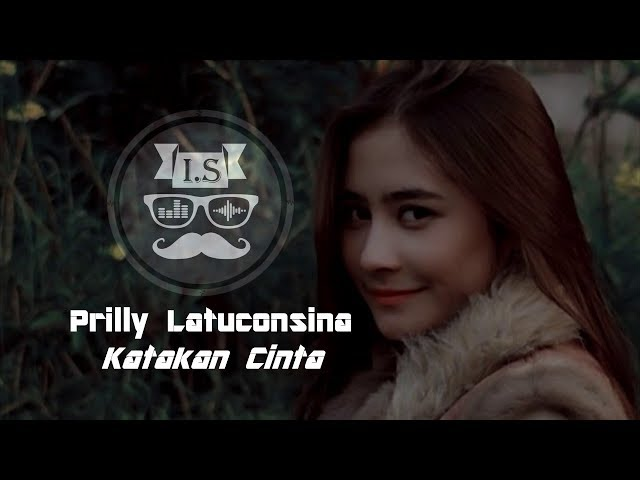 KATAKAN CINTA - PRILLY LATUCONSINA karaoke download ( tanpa vokal ) cover