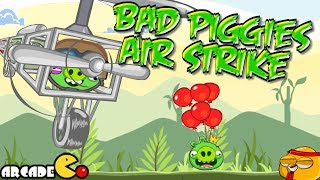 getlinkyoutube.com-Bad Piggies Air Strike - Bad Piggies Games